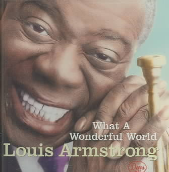 WHAT A WONDERFUL WORLD BY ARMSTRONG,LOUIS (CD)